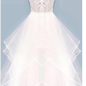 Hayley Paige wedding gown